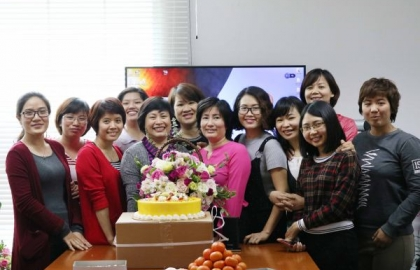 DTK General Director's birthday party 2017